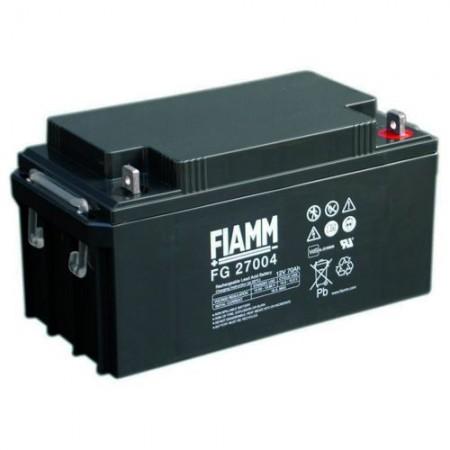 Аккумулятор FIAMM FG 27004 (12В/70Ач)