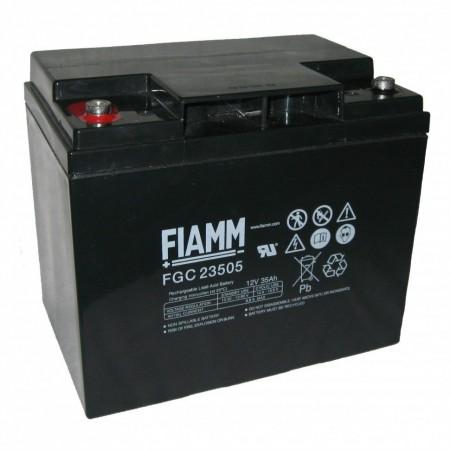 Аккумулятор FIAMM FGC 23505 (12В/35Ач)