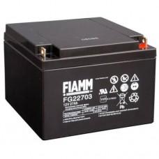 Аккумулятор FIAMM FG 22703 (12В/27Ач)