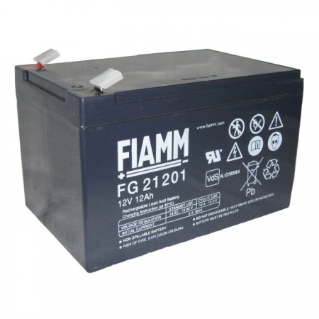 Аккумулятор FIAMM FG 21201 (12В/12Ач)