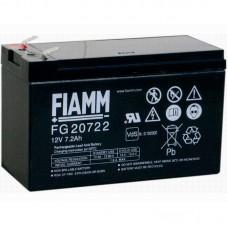 Аккумулятор FIAMM FG 20722 (12В/7.2Ач)