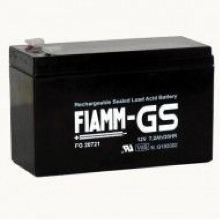 Аккумулятор FIAMM FG 20721 (12В/7.2Ач)