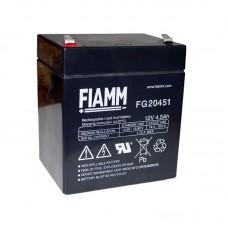 Аккумулятор FIAMM FG 20451 (12В/4.5Ач)