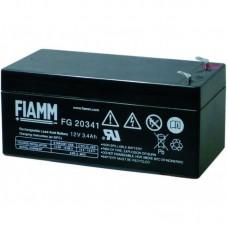 Аккумулятор FIAMM FG 20341 (12В/3.4Ач)