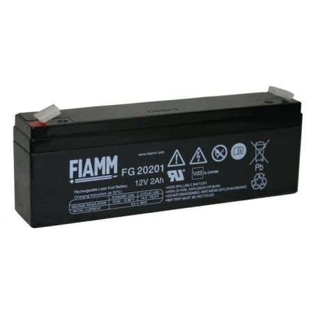 Аккумулятор FIAMM FG 20201 (12В/2Ач)