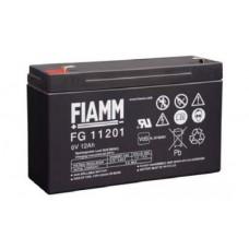Аккумулятор FIAMM FG 11201/2 (6В/12Ач)