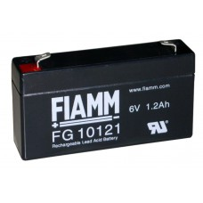 Аккумулятор FIAMM FG 10121 (6В/1.2Ач)