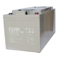Аккумулятор FIAMM 12FGL205 (12В/205Ач)