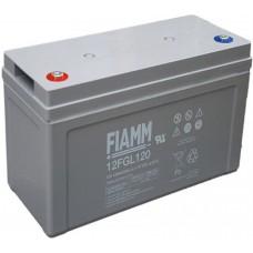 Аккумулятор FIAMM 12FGL120 (12В/120Ач)