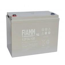 Аккумулятор FIAMM 12FGL100 (12В/100Ач)