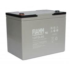Аккумулятор FIAMM 12FGL80 (12В/80Ач)