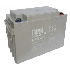 Аккумулятор FIAMM 12FGL70/L (12В/70Ач)