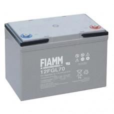 Аккумулятор FIAMM 12FGL70 (12В/70Ач)