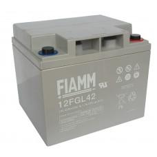 Аккумулятор FIAMM 12FGL42 (12В/42Ач)