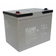 Аккумулятор FIAMM 12FGL33 (12В/33Ач)