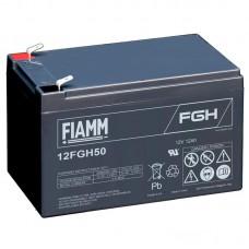 Аккумулятор FIAMM 12FGH50 (12В/12Ач)