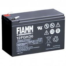 Аккумулятор FIAMM 12FGH36 (12В/9Ач)