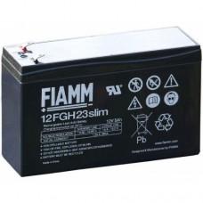 Аккумулятор FIAMM 12FGH23 slim (12В/5Ач)