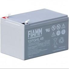 Аккумулятор FIAMM 12FGHL48 (12В/12Ач)