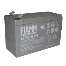 Аккумулятор FIAMM 12FGHL34 (12В/9Ач)