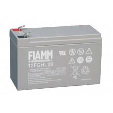 Аккумулятор FIAMM 12FGHL28 (12В/7.2Ач)