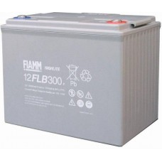 Аккумулятор FIAMM 12 FLB 300 P (12В/75Ач)