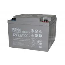 Аккумулятор FIAMM 12 FLB 100 P (12В/26Ач)
