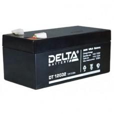 Аккумулятор Delta DT 12032 (12В/3.3Ач)