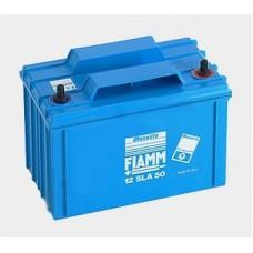 Аккумулятор FIAMM 12 SLA 50 L (12В/50Ач)