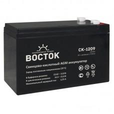 Аккумулятор Восток СК-1209 (12V / 9Ah)