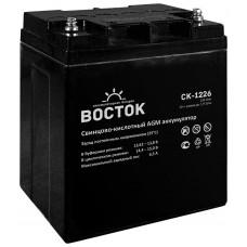 Аккумулятор Восток СК-1226 (12V / 26Ah)