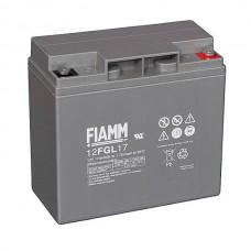 Аккумулятор FIAMM 12FGL17 (12В/17Ач)