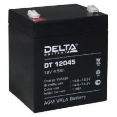 Аккумулятор Delta DT 12045 (12В/4,5Ач)