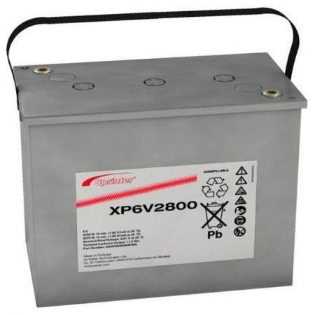 Аккумулятор Sprinter XP6V2800 (NAXP062800HP0FA)