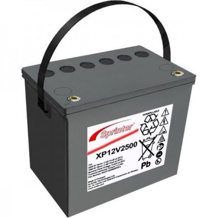 Аккумулятор Sprinter XP12V2500 (NAXP122500HP0FA)