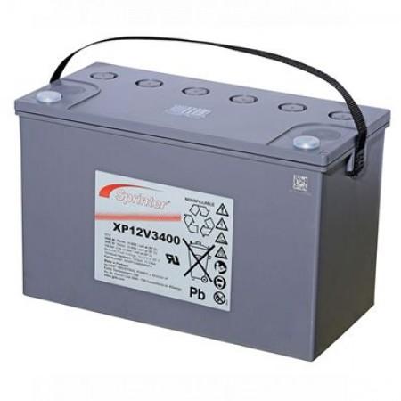 Аккумулятор Sprinter XP12V3400 (NAXP123400HP0FA)