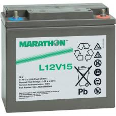 Аккумулятор Marathon L12V15 (NALL120015HM0MA)