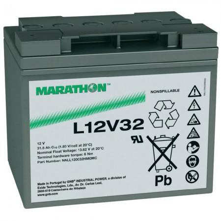 Аккумулятор Marathon L12V32 (NALL120032HM0MC)