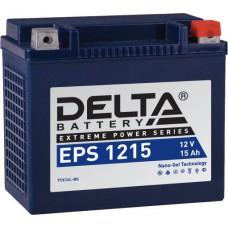 Аккумулятор Delta EPS 1215 (12В/15Ач)