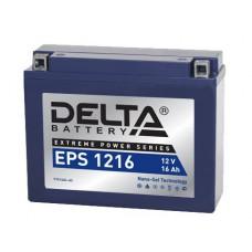 Аккумулятор Delta EPS 1216 (12В/16Ач)