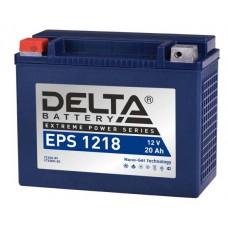 Аккумулятор Delta EPS 1218 (12В/20Ач)