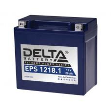 Аккумулятор Delta EPS 1218.1 (12В/20Ач)