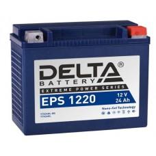 Аккумулятор Delta EPS 1220 (12В/24Ач)