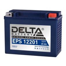 Аккумулятор Delta EPS 12201 (12В/20Ач)