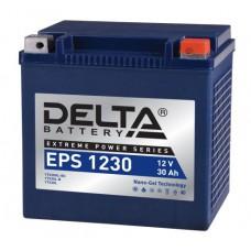 Аккумулятор Delta EPS 1230 (12В/30Ач)