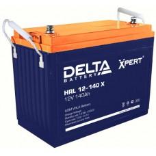 Аккумулятор Delta HRL 12-140 X (12В/140Ач)