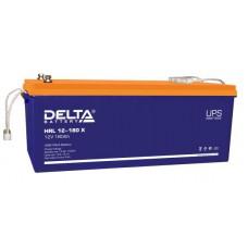 Аккумулятор Delta HRL 12-180 X (12В/180Ач)
