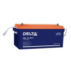 Аккумулятор Delta HRL 12-80 X (12В/80Ач)
